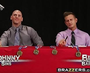 Brazzers.com - (brandi love, diamond jackson, jewels jade, kendra craving, bill bailey, johnny sins) - miss titness america