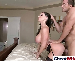 Sex tape with awesome cheating dirty slut wife (kendra lust) video-19